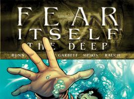 Fear Itself: The Deep (2011) #1