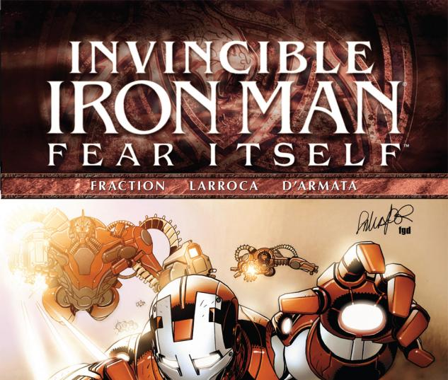 Invincible Iron Man (2008) #507