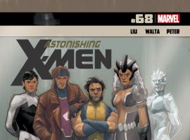 ASTONISHING X-MEN 68 (WITH DIGITAL CODE)