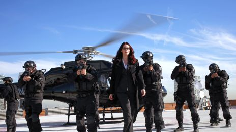 Saffron Burrows returns as Victoria Hand in Marvel's Agents of S.H.I.E.L.D. - The Magical Place