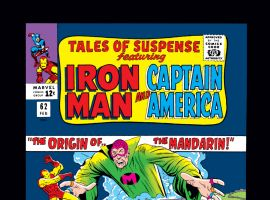 Tales of Suspense (1959) #62 Cover