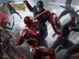 Marvel's 'Captain America: Civil War' concept art by Ryan Meinerding & Andy Park, coming to theaters May 6!