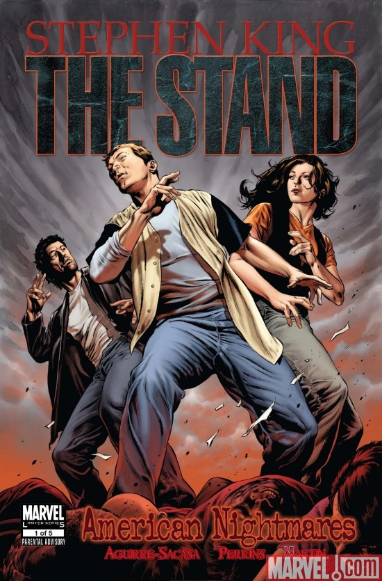 THE STAND: AMERICAN NIGHTMARES #1 Cover