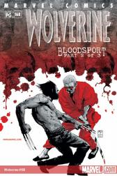 Wolverine #168 