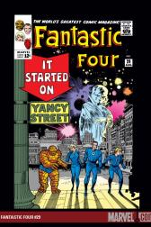 Fantastic Four #29 