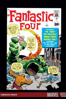 Fantastic Four (1961) #1