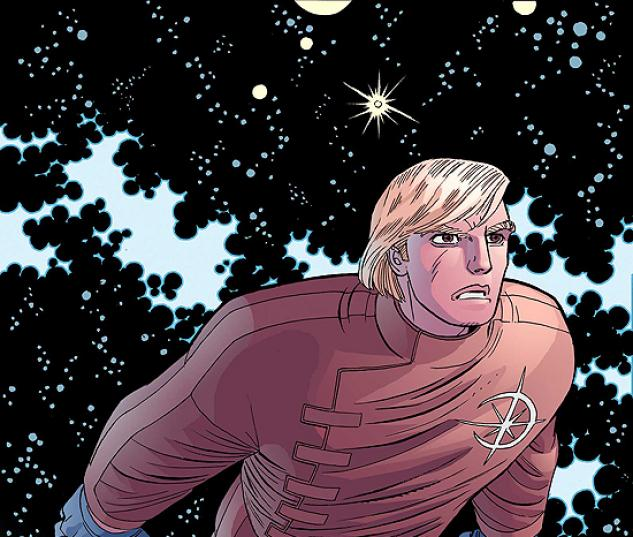 UNTOLD TALES OF THE NEW UNIVERSE: STARBRAND #1