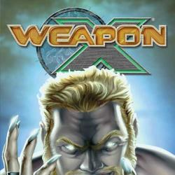 WEAPON X VOL. I TPB COVER