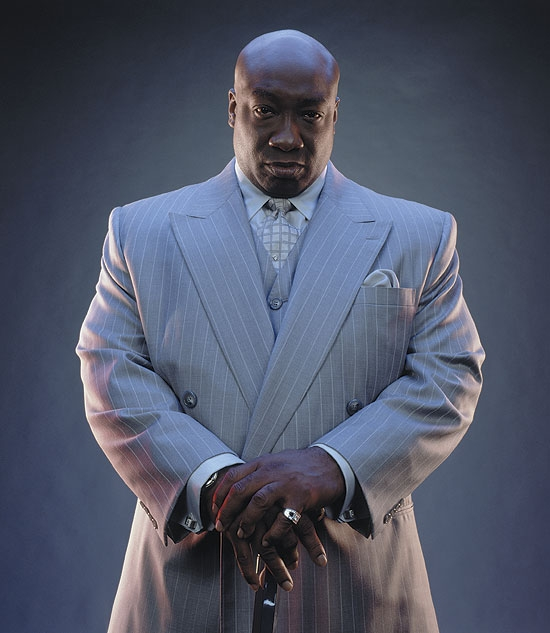 Wilson Fisk as the Kingpin