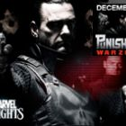 Exclusive Punisher: War Zone Spot