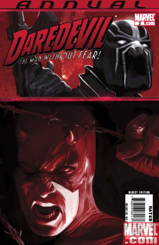 DAREDEVIL: BLOOD OF THE TARANTULA ONE-SHOT