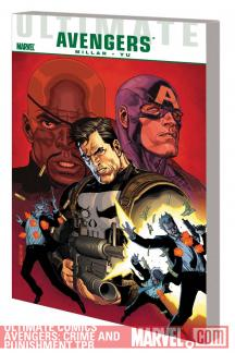 Ultimate Comics Avengers 2: Crime &amp; Punishment (Trade Paperback)