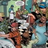 Fear Itself: The Home Front #1 preview art by Pepe Larraz
