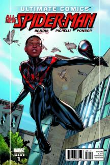 Ultimate Comics Spider-Man (2011) #1 (Miles Variant)