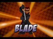 Super Hero Squad Online: Blade Vignette