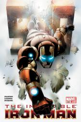 Invincible Iron Man #500