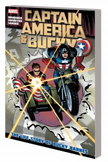 CAPTAIN AMERICA AND BUCKY: THE LIFE STORY OF BUCKY BARNES TPB (Trade Paperback)