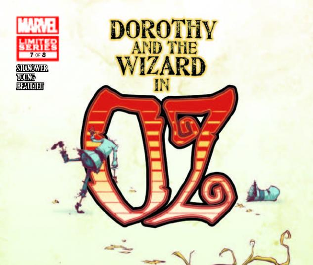 DOROTHY & THE WIZARD IN OZ 7