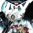 AVENGERS VS. X-MEN 6 COIPEL VARIANT (1 FOR 25, WITH DIGITAL CODE)