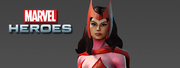Marvel Heroes Character Reveal