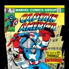 Captain America (1968) #262 Cover