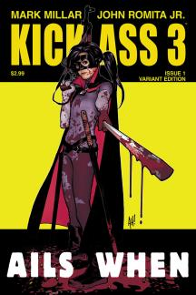 Kick-Ass 3 (2013) #1 (Hughes Variant)