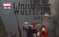 Wolverine Weapon X (2009) #13