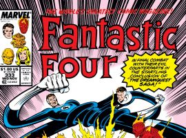 Fantastic Four (1961) #333 Cover
