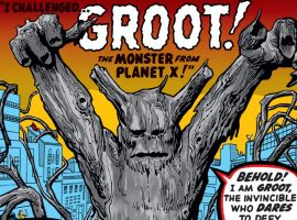 Guardians of the Galaxy Origins Revealed