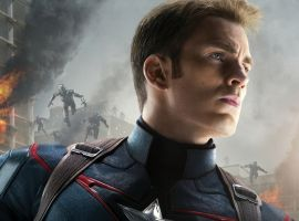 Captain America Age of Ultron Poster
