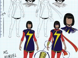 Marvel Method: How to Design a Character, Part 1 - Master