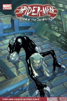 Spider-Man: Legend of Spider Clan (2002) #4