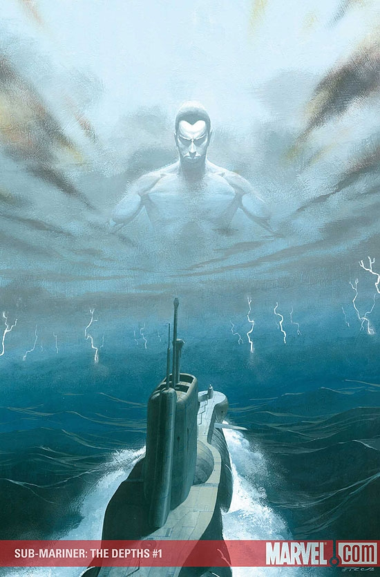 SUB-MARINER: THE DEPTHS #1