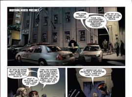 HOUSE OF M: AVENGERS #5, page 7