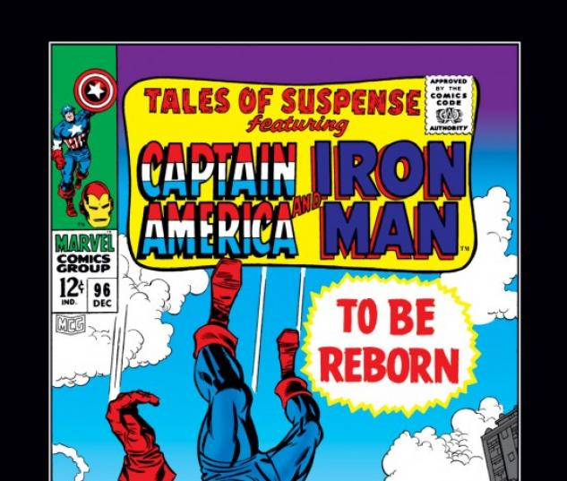 TALES OF SUSPENSE #96
