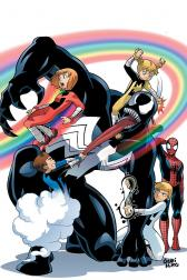 Spider-Man and Power Pack #3