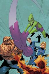 Marvel Age Fantastic Four #11