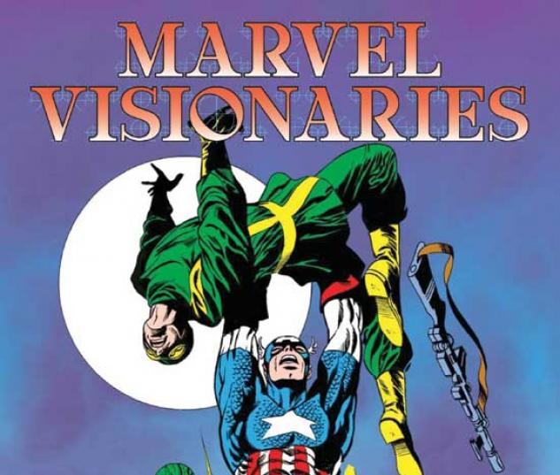 MARVEL VISIONARIES: JIM STERANKO TPB #0