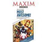 Civil War Makes Maxim's Most Awesome of 2006 List