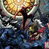 Image Featuring Moon Knight, Punisher, Spider-Man, Wolverine, The Hand, Bullseye, Misty Knight, Luke Cage, Daredevil, Elektra, Ghost Rider (Johnny Blaze)