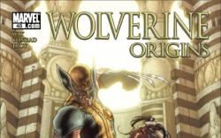 WOLVERINE: ORIGINS #48 cover by Simone Bianchi