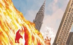 Namor vs. the Golden Age Human Torch