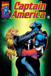 Captain America #31 