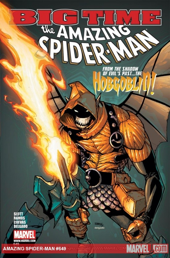 Amazing Spider-Man (1999) #649