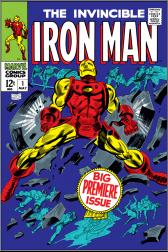 Iron Man #1 