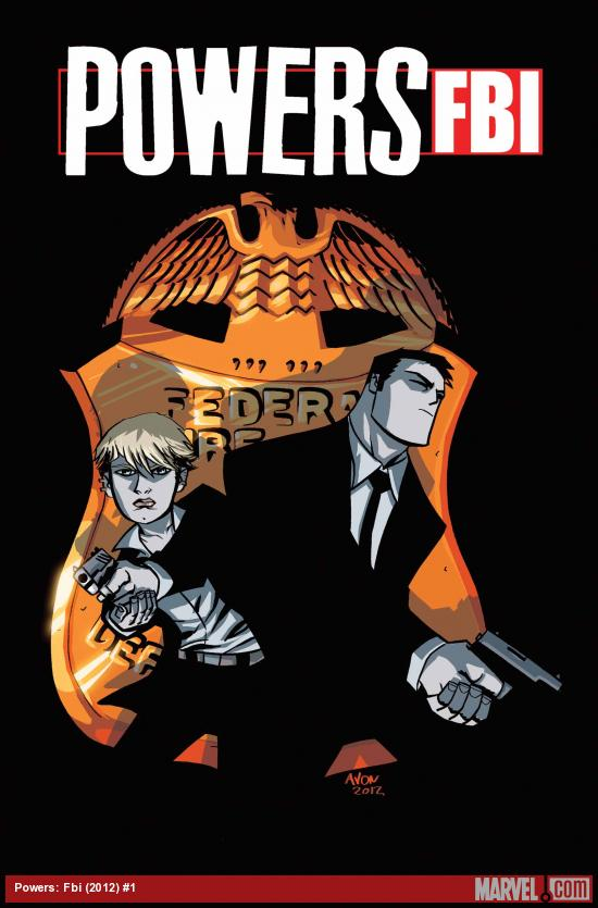 POWERS: FBI #1