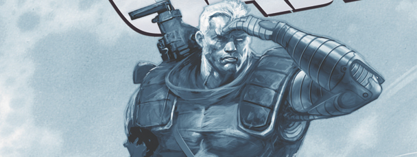 Marvel App Sale: Cable for 99 cents