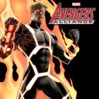 Annihilus Human Torch Joins Avengers Alliance