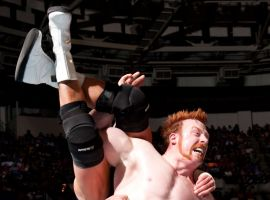 Sheamus (photo courtesy of WWE)