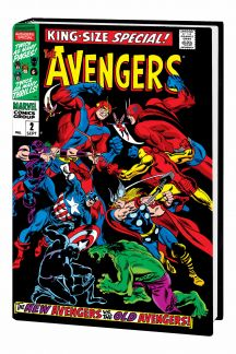 THE AVENGERS OMNIBUS VOL. 2 HC BUSCEMA COVER (DM ONLY) (Hardcover)